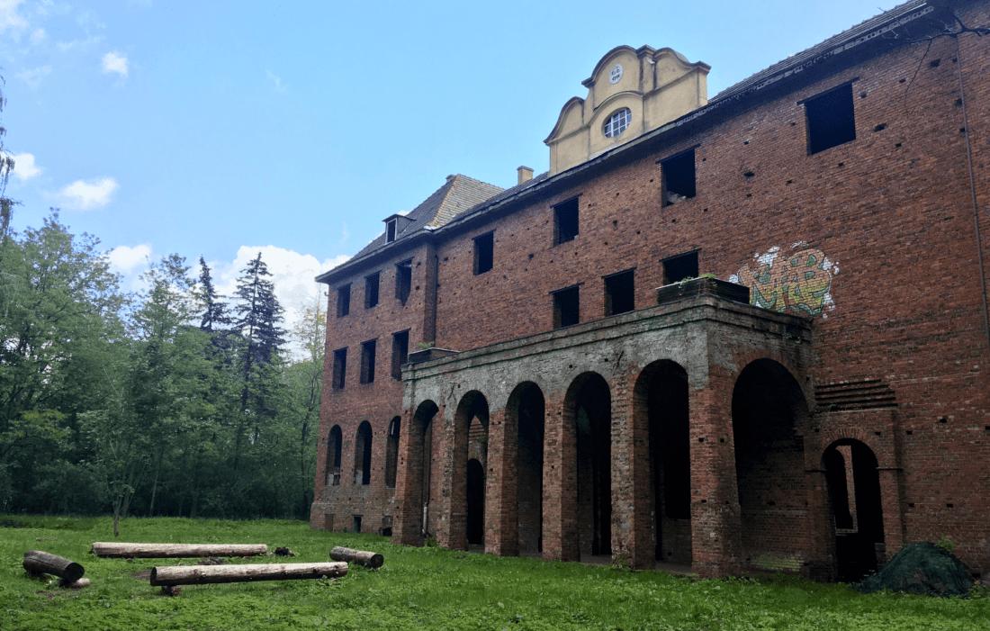 Pałac w Starym Sielcu