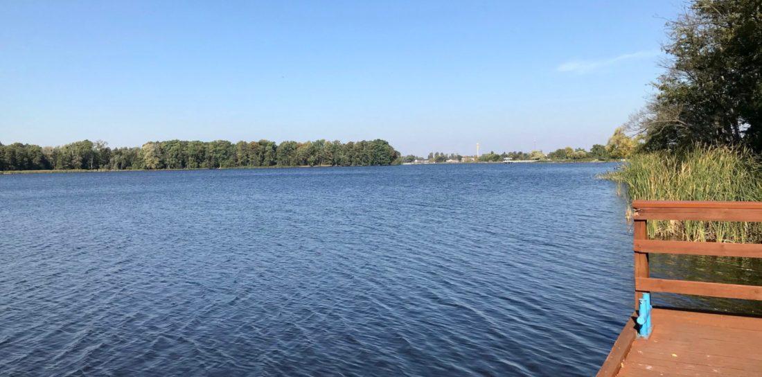 Jezioro w Kórniku