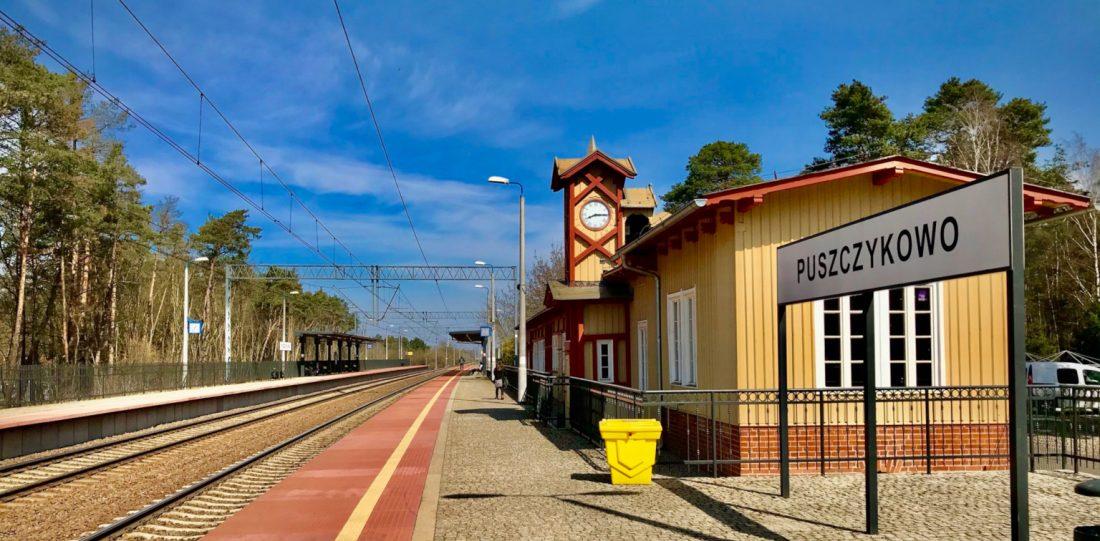Stacja Puszczykowo
