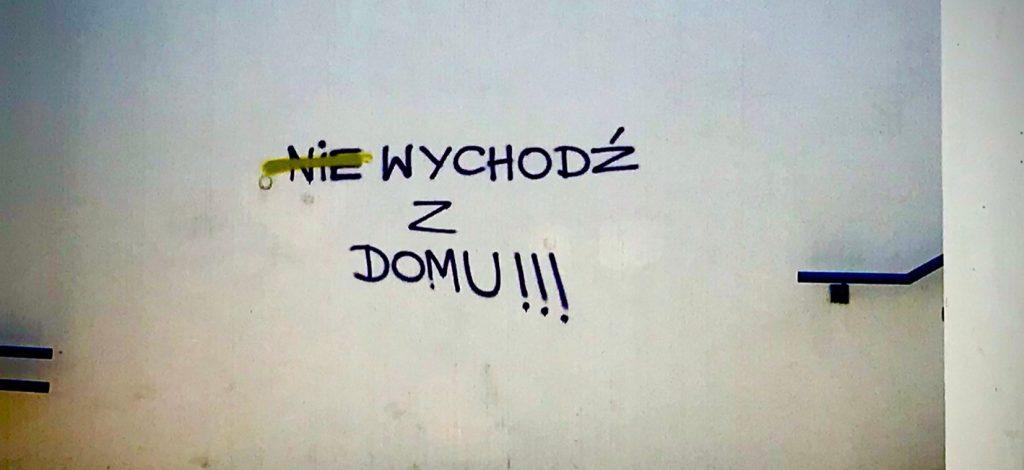 Graffiti Puszczykowo