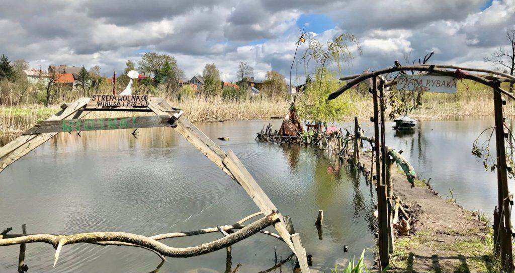 Osada Rybaka w Wągrowcu