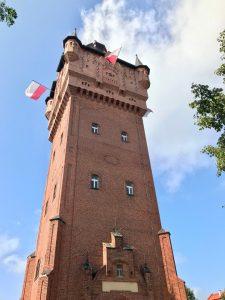 Wieża ciśnień w Śremie